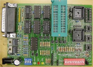 How to use the Willem Eprom Programmer